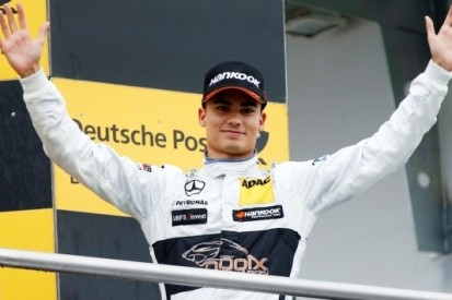 DTM-kampioen Wehrlein test voor Prema in GP2