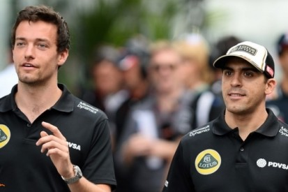 Renault bevestigt Maldonado en Palmer voor 2016