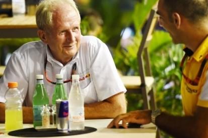 """Marko: """"Met het eigen team bereikt Renault in 2016 niets"""""""