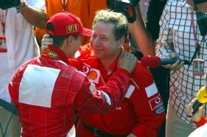 Todt vindt situatie Schumacher 'pijnlijk' om te zien