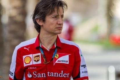 Rivola vertrekt als sportief directeur bij Ferrari