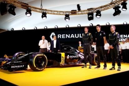 Renault presenteert Magnussen als opvolger Maldonado