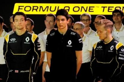 Renault-reserve Ocon behoudt steun van Mercedes