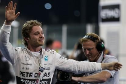 Hill gelooft in titelkansen 'vastberaden' Rosberg