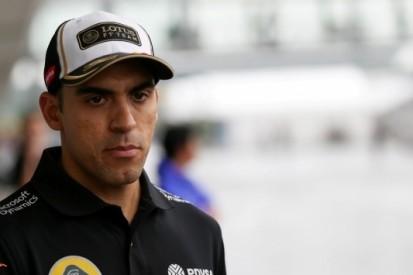Maldonado zag vertrek uit Formule 1 niet aankomen