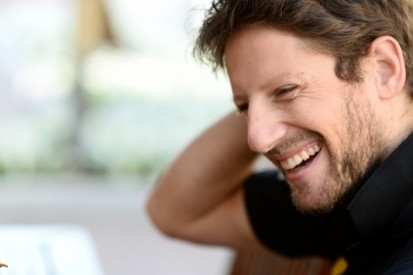 Eerste testdag Haas F1 Team toegewezen aan Grosjean