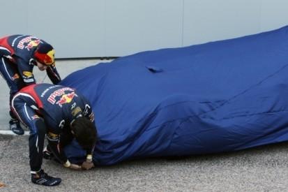 In beeld: de laatste vijf bolides van Red Bull Racing