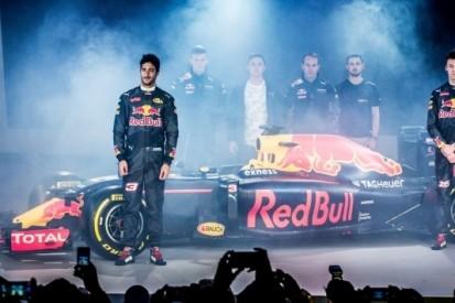 Red Bull showt nieuwe livery tijdens persbijeenkomst