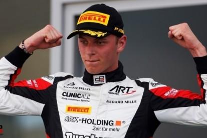 Kirchhöfer verruilt GP3 voor GP2-zitje bij Carlin