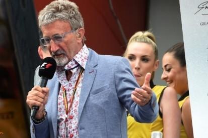 Jordan, Prost en Webber analyseren voor Channel 4