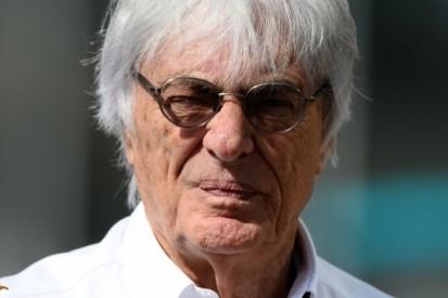 Ecclestone hoopt dat Ferrari en Red Bull Mercedes uitdagen