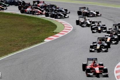 Status Grand Prix slaat eerste testdag over