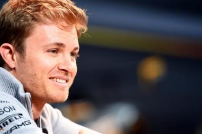 """Rosberg: """"Natuurlijk weten we dat Ferrari erbij zit"""""""