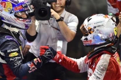 Vettel en Ricciardo open voor nieuwe samenwerking