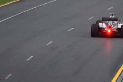 "Rosberg baalt van crash: ""Ik gaf iets te veel gas"""