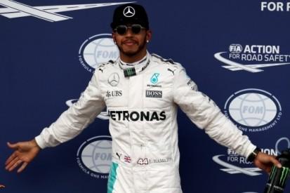 """Hamilton opgetogen na kwalificatie: """"Dit waren sexy ronden"""""""