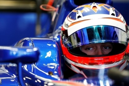 Lotus met Binder en Nissany in Formule V8 3.5