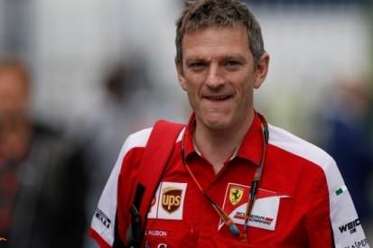 Ferrari rouwt om dood echtgenote James Allison