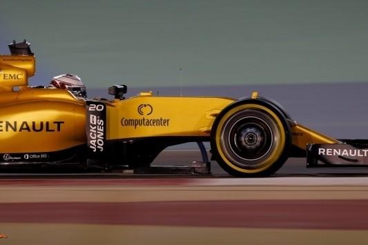Magnussen moet GP van Bahrein uit pitstraat starten
