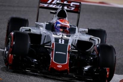 Grosjean blij dat Hülkenberg hem uit top acht duwde