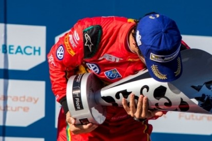 Di Grassi haalt zijn gram na boeiende ePrix in Long Beach