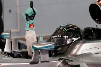 """Rosberg: """"Enorm blij met wederom een overwinning"""""""