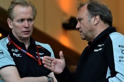 Force India niet in gevaar door problemen Mallya