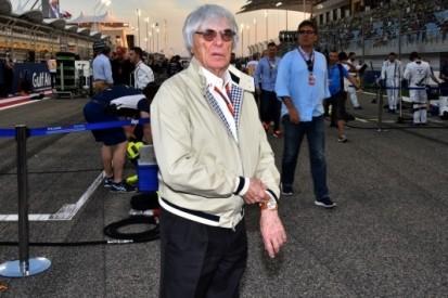 Ecclestone snoert coureurs in Formule 1 de mond