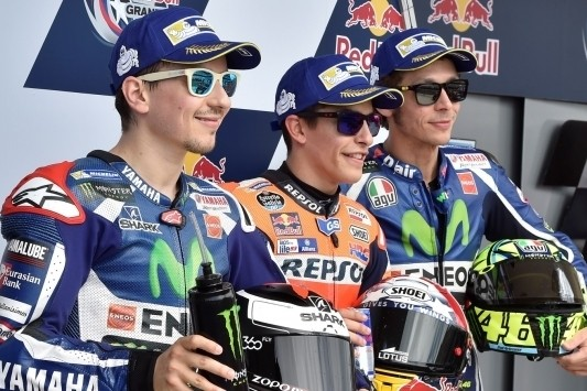 Yamaha verwacht te kunnen vechten met Marquez