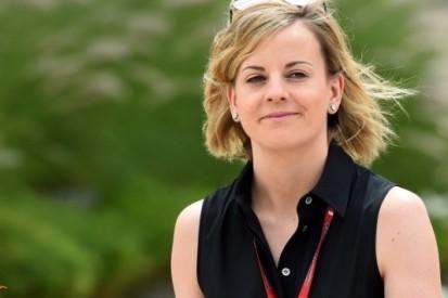"Susie Wolff: ""Quote Ecclestone uit verband getrokken"""