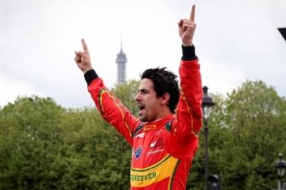 Di Grassi loopt uit op Buemi na overwinning in Parijs
