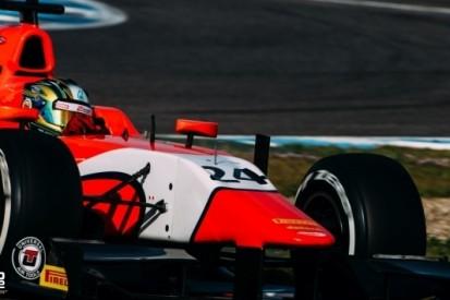 Arden legt Jeffri en Eriksson vast voor GP2-seizoen