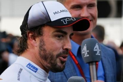 """Alonso: """"Doel om elke race in de punten te eindigen"""""""