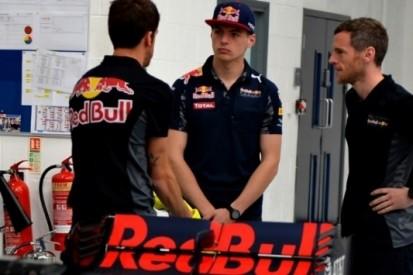 """Brundle begrijpt Red Bull: """"Ze moesten iets doen met Max"""""""