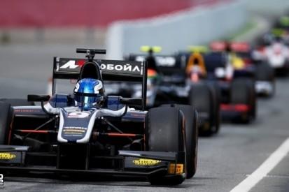 Slechts 21 wagens bij seizoensouverture GP2 Series