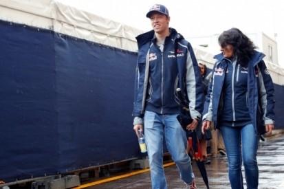 """Kvyat kent veelbewogen wedstrijd: """"Frustrerende race"""""""