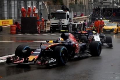 """Sainz: """"Rijden op nat Monaco lastigste wat ik ooit gedaan heb"""""""