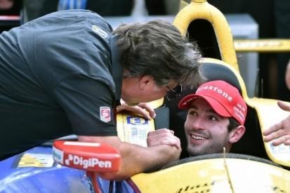 "Debuterende Rossi wint: ""Geen idee hoe dit is gelukt"""