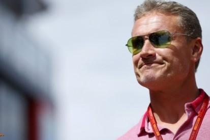Coulthard verzorgt demonstratie in thuisland