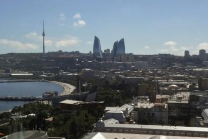 Voorbeschouwing: laagvliegen door de straten van Baku