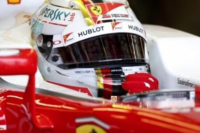 """Risico's horen erbij, vindt Vettel: """"Dat maakt de sport mooi"""""""