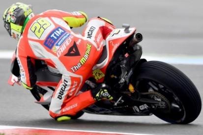 Iannone snelste in warm-up voor Nederlandse Grand Prix