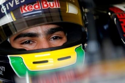 Sette Camara actief voor Toro Rosso bij Silverstone-test