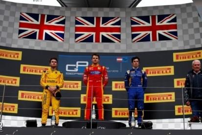 King voert Brits podium aan in GP2-race Spielberg