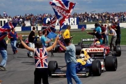 Fotospecial: 250 keer een Britse Grand Prix-winnaar