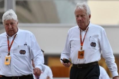 Herbie Blash na 2016 weg als Formule 1-racedirecteur