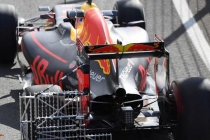 Tevreden Red Bull spreekt van 'succesvolle test'