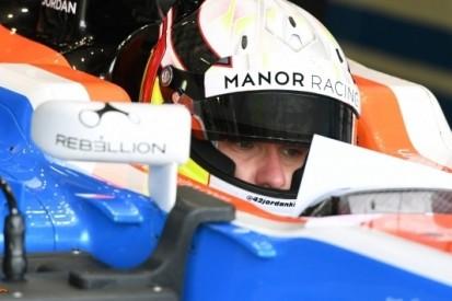 Jordan King zet zinnen op racestoeltje in Formule 1