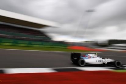 Williams met nieuwe vloer voor FW38 naar Boedapest