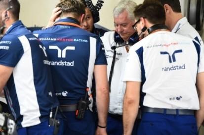 Williams wil geen vrije bandenkeuze in eerste races van 2017